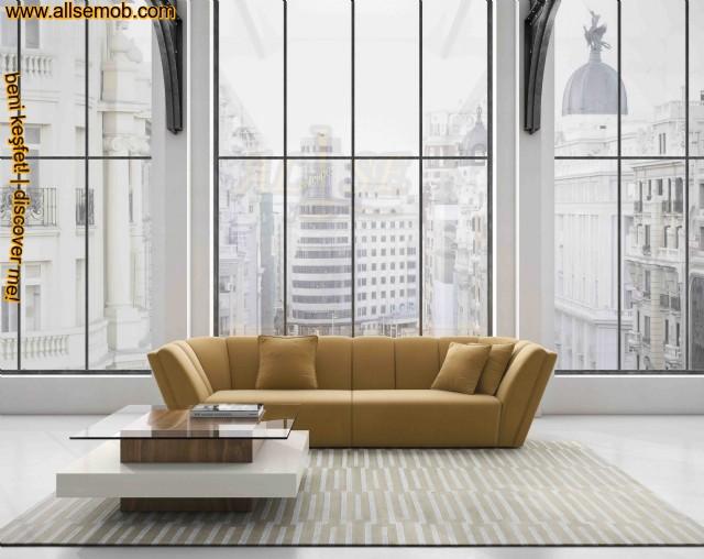 Astra Koltuk Takımı Modern Oturma Odası Lüks Yaşam Alanları