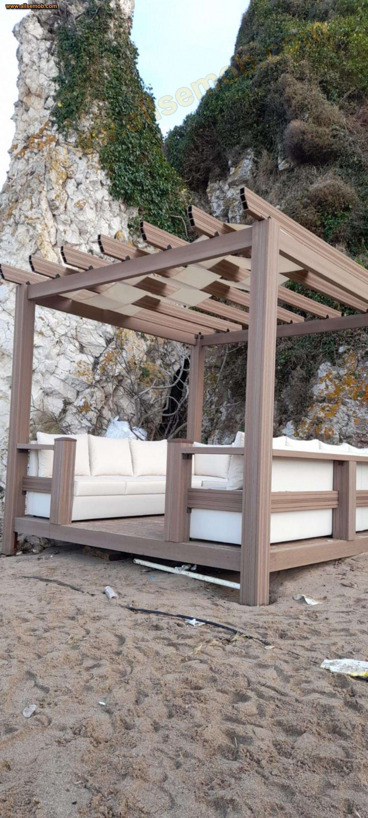 Plaj Kamelyası Özel Üretim Plaj Mobilyaları