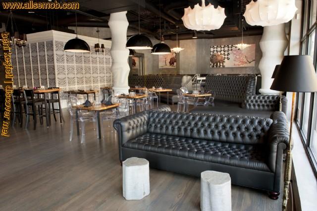 Cafe Bar Otel Lüks Chester Koltuk Üretimi Baklava Dilimli Koltuklar