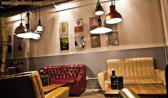 Chester Koltuk Cafe Bar Restoran Tasarımı Lüks Deri Chester Dekorasyon