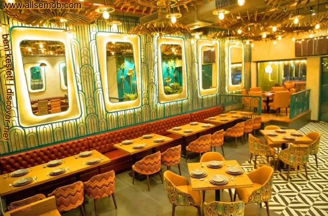 Modern Lüks Cafe Restoran Masalar Sedir Koltuklar Sandalyeler